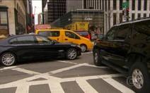 Trânsito em NY
