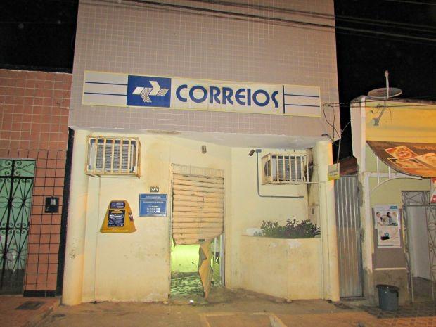 Os bandidos são procurados, informou a polícia (Foto: Jailson Rodrigues do Nascimento - Blog Adustina ADSA / VC no G1)