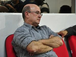 José Riva foi preso no dia 13 de outubro em operação do Gaeco em MT (Foto: Renê Dióz/G1)