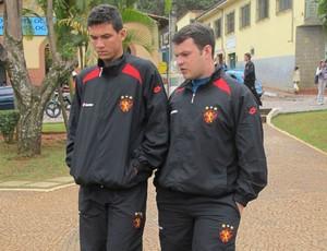 gustavo sport goleiro (Foto: Edgard Maciel de Sá/Globoesporte.com)