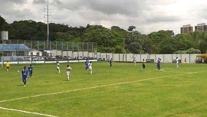 Fast x Nacional pelo Juniores (Foto: Divulgação/Fast)