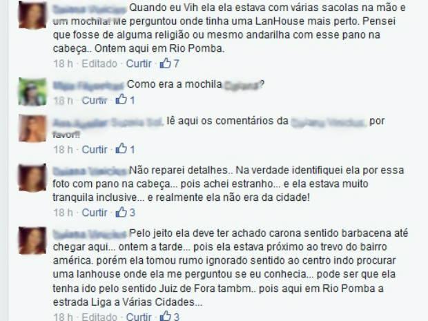 Estudante de Viçosa  (Foto: Reprodução/Facebook)