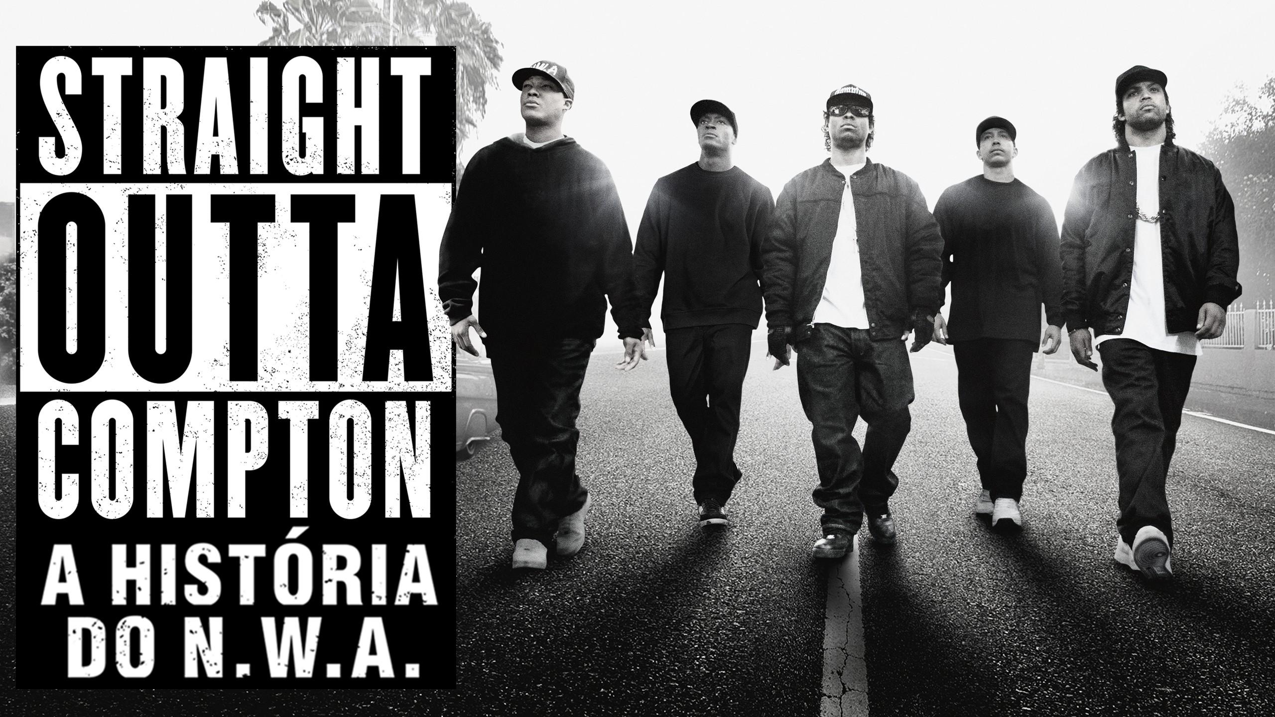 Straight Outta Compton: A história do N.W.A.  (Foto: Divulgação)