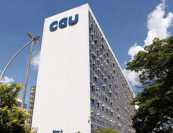 Prédio da Controladoria Geral da União (Foto:  )