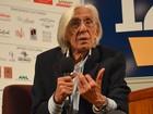 Poesia não tem valor no mercado, diz Ferreira Gullar no interior de SP