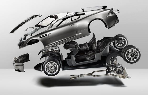 A história do carro em 50 objetos  (Foto: Autoesporte)