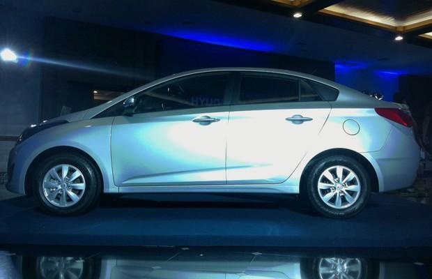 Hyundai HB20S (Foto: Ricardo Sant'Ana)