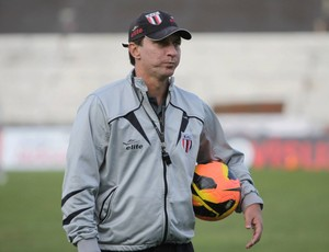 Ivan Baitello, técnico do Botafogo-SP (Foto: Rogério Morotti / Agência Botafogo)