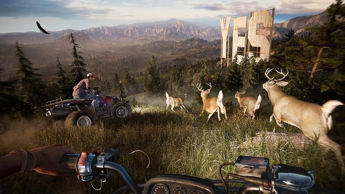 Far Cry 5 (Foto: Divulgação)