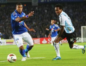 grêmio millonarios sul-americana zé roberto (Foto: Lucas Uebel/Grêmio FBPA)