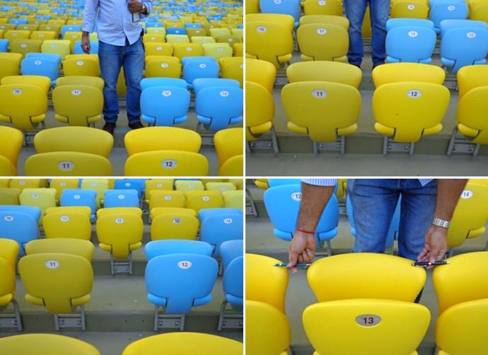 Montagem Maracanã auditoria (Foto: Reprodução)