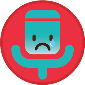 emoji the voice kids lágrima (Foto: Gshow)