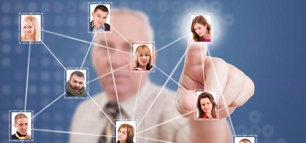 Redes sociais, emprego (Foto: Shutterstock)