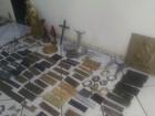 Famílias podem retirar objetos furtados de cemitério em Sorocaba