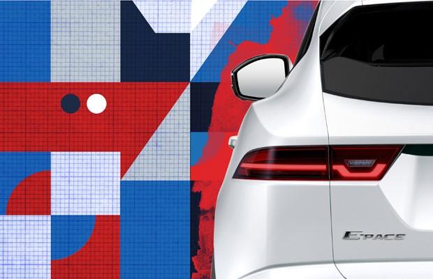 Jaguar E-Pace (Foto: Divulgação)
