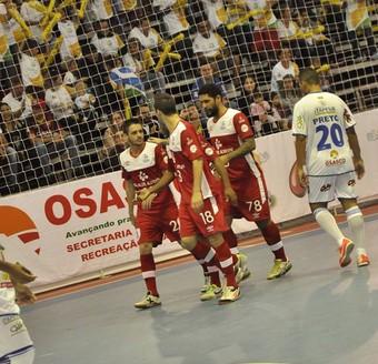 Sorocaba Futsal, Itapeva, Liga Paulista, Sorocaba (Foto: Divulgação / Brasil Kirin)
