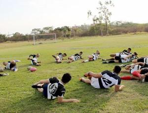 Delta Rugby (Foto: Náyra Macêdo/GLOBOESPORTE.COM)