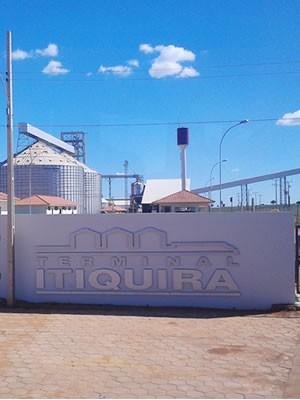 Terminal Itiquira (Foto: Vívian Lessa/G1)