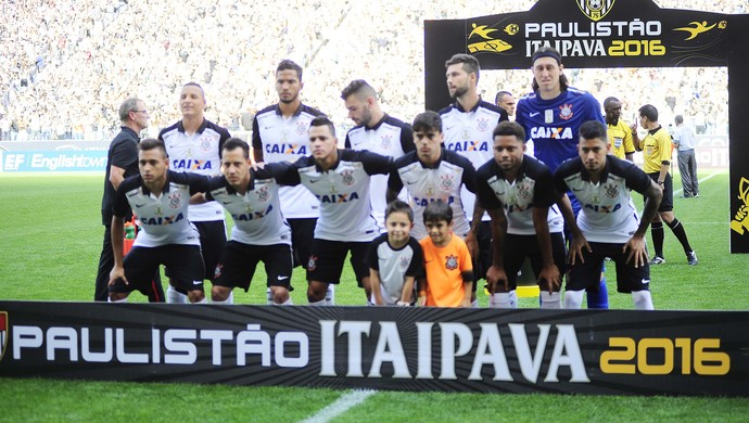 Corinthians x São Paulo (Foto: Marcos Ribolli)