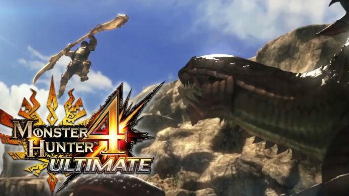 Monster Hunter 4 Ultimate é um dos melhores jogos da série (Foto: Divulgação/Capcom)