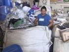 Reciclagem de lixo gera renda ; confira (Amazonas TV)