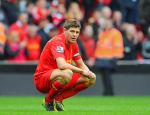 Steven Gerrard Liverpool (Foto: Getty Images)