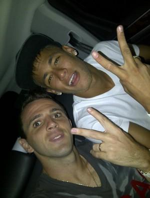 Neymar Montillo (Foto: Reprodução / Twitter)