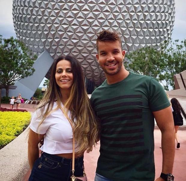 Viviane Araújo e Rafa Ferrah (Foto: Reprodução/Instagram)