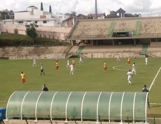 CIC, Atlético Sorocaba, Sorocaba, Walter Ribeiro, Santos (Foto: Emilio Botta)