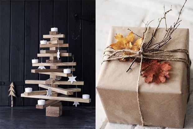 Natal diferente e chic (Foto: reprodução)