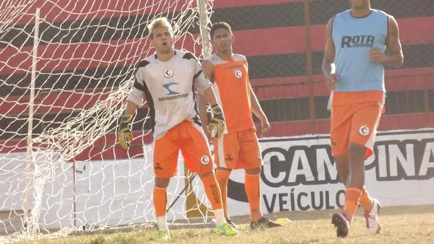 Campinense, Bismarck, Paraíba, Campeonato Paraibano,  (Foto: Silas Batista / Globoesporte.com/pb)