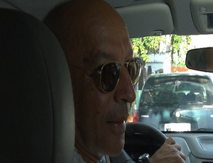 Neto Maradona, treinador e taxista  (Foto: Reprodução / TV Paraíba)