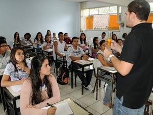 Sedu vai abrir concurso para professores no Espírito Santo (Foto: Carlos Alberto Silva/A Gazeta)