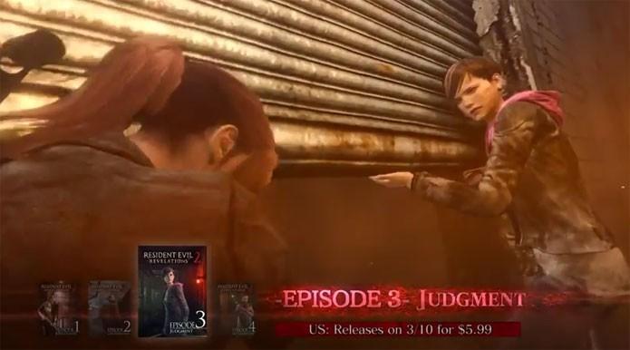 Resident Evil Revelations 2 chega em formato de episódios (Foto: Reprodução)