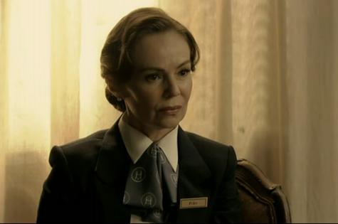 Silvia Salgado é Pilar em 'Joia rara' (Foto: Reprodução)