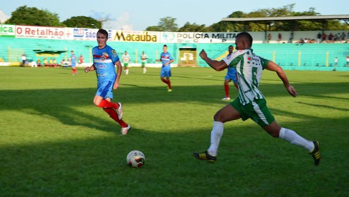 Tocantinópolis empata em 0x0 com o Araguaína na 14ª rodada do Tocantinense (Foto: Dirceu Leno/Tocnotícias)
