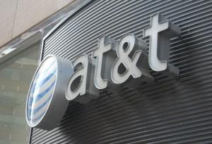 Operadora AT&T é a segunda maior em número de assinantes nos EUA (Foto: Etienne Franchi/AFP)