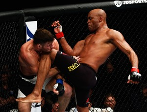 "BLOG: Spider questiona knockdown em Bisping: ""Queriam que eu tivesse assassinado"""