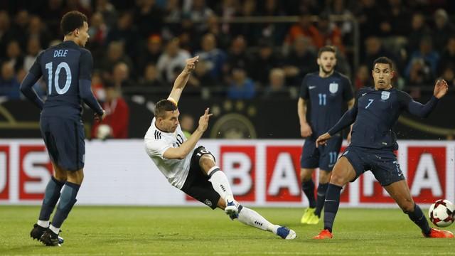 63ccbfd681 Alemanha x Inglaterra - Amistosos 2017 - globoesporte.com