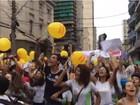 Alunos do IFES protestam contra PEC 241 e MP do Ensino Médio