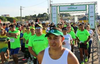 Corrida e Caminhada Esperança  reúne 700 pessoas em Manaus