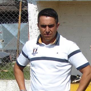 Wendel de Freitas e Douglas Jefferson  treinador Usac (Foto: Divulgação)