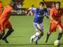 Futebol: confira os jogos transmitidos pela TV Integração nesta quarta (20)