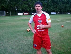 Osvaldo São Paulo (Foto: Site Oficial / saopaulofc.net)