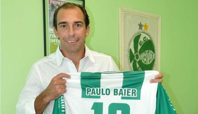 Paulo Baier Juventude (Foto: Divulgação/Juventude)