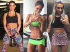 Musas dão opinião sobre blogueira fitness infantil de Goiânia