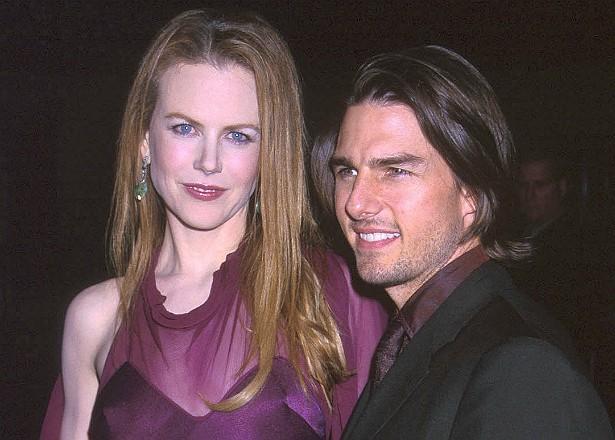 Casados de 1990 a 2001, Nicole Kidman e Tom Cruise adotaram duas crianças na década de 90: Isabella Jane e Connor. (Foto: Getty Images)