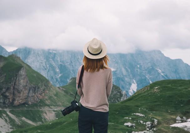 Viajar sozinha: 8 dicas para enfrentar o medo e cair no mundo pela primeira vez