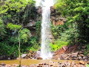 Cachoeira Andorinha (Foto: Cachoeira 3 Quedas/Divulgação)