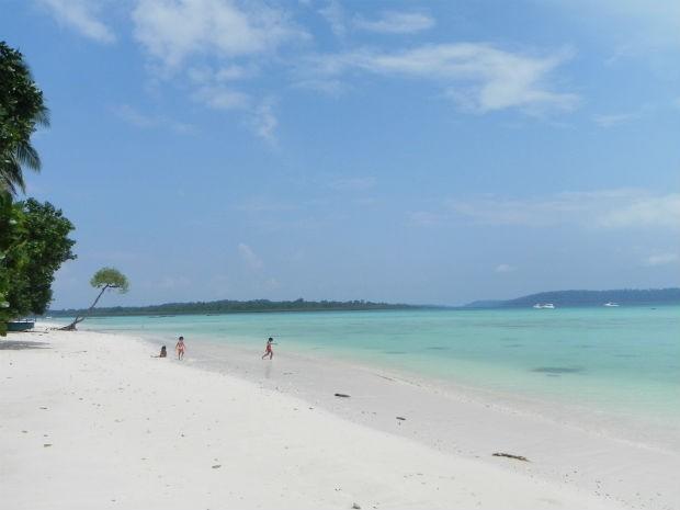 Ilha de Andaman  (Foto: Guilherme Canever)